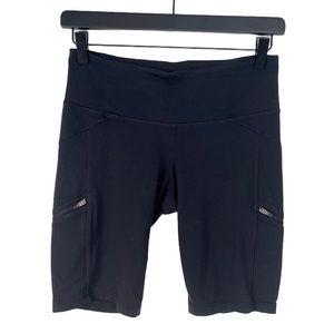 "Athleta 9"" Bike Short Workout Shorts"